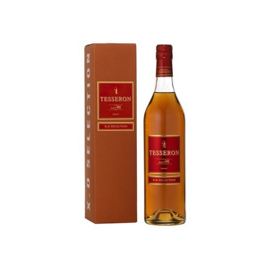 Tesseron Cognac Lot N° 90  X.O. Selection
