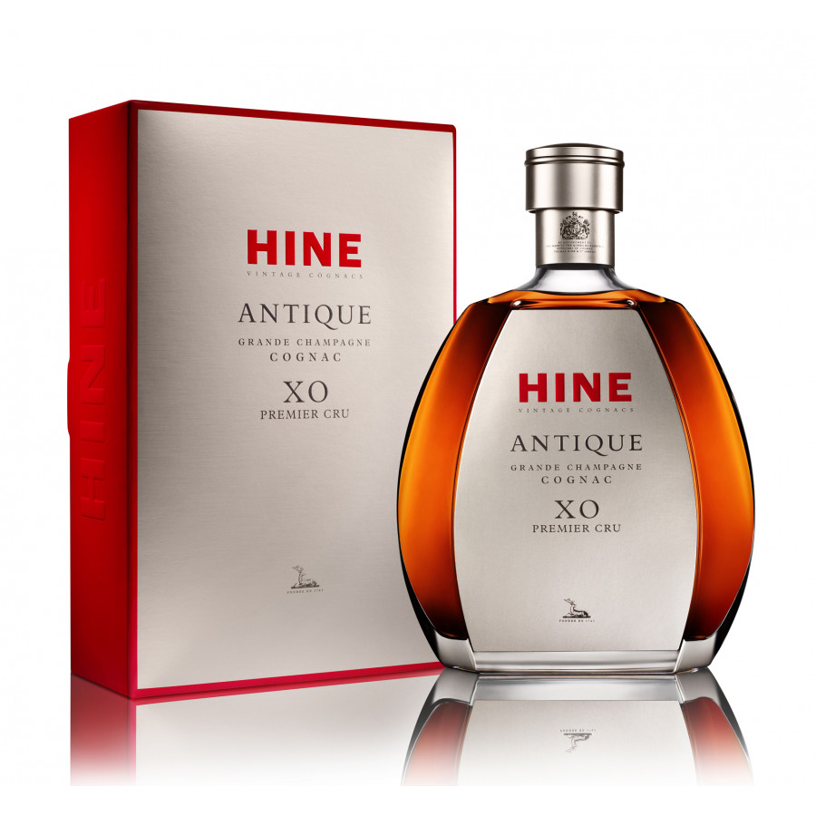 Hine XO Antique Grande Champagne Cognac 01