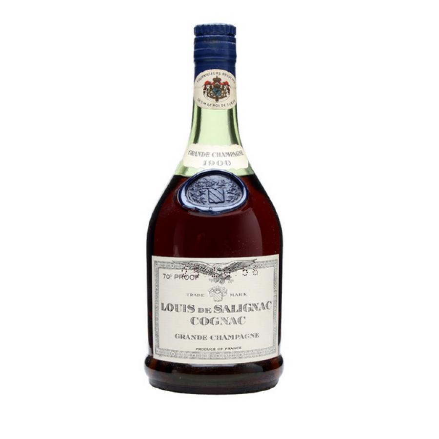 Louis de Salignac 1900 Cognac