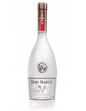 Rémy Martin V: Eau-de-vie de Vin Distilled Grape Spirit, but not a