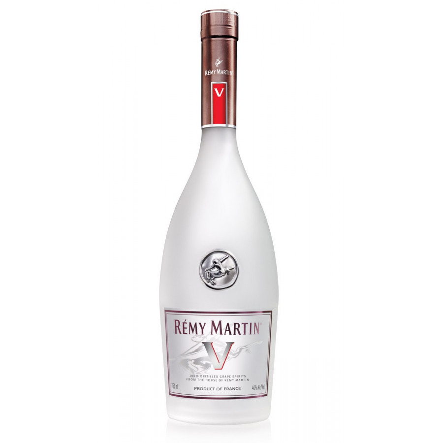 Rémy Martin V: Eau-de-vie de Vin Distilled Grape Spirit Cognac 01