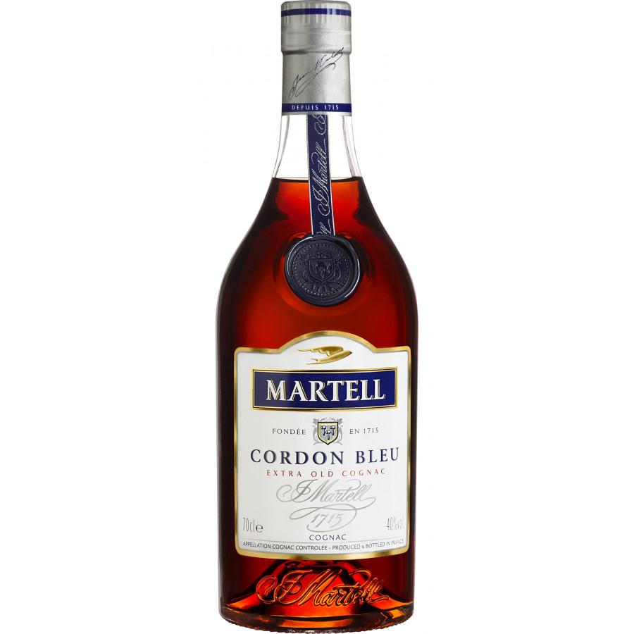 Martell Cordon Bleu XO Cognac 01