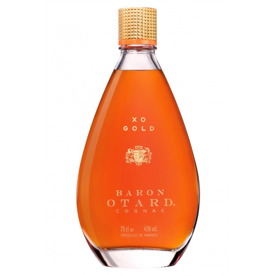 Baron Otard XO Gold Extra Old Cognac 01