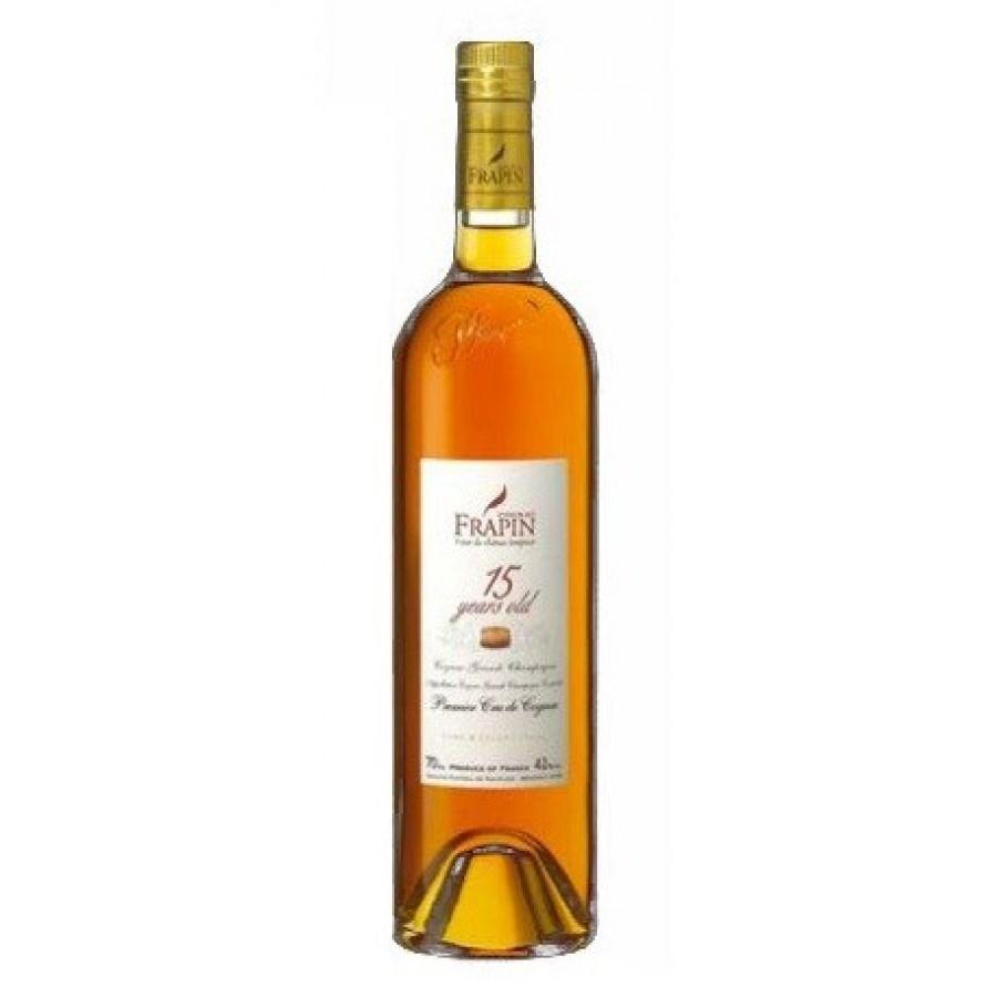 Frapin Cuvée 15 Ans d'Age Cognac 01