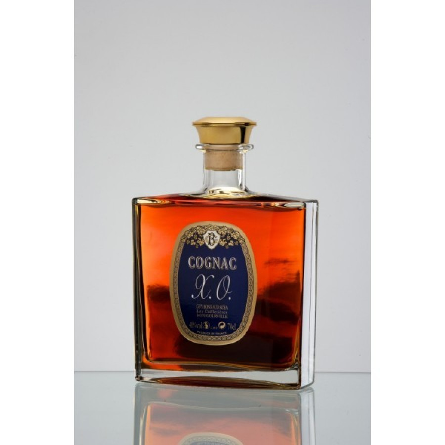 Guy Bonnaud XO Carafe Cognac 01