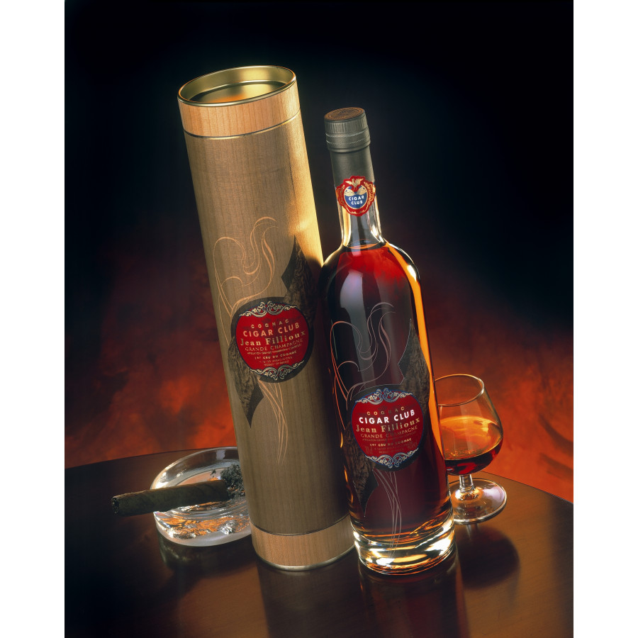 Jean Fillioux Cigar Club Cognac 01