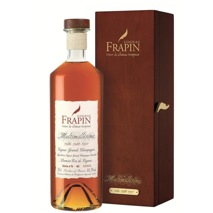 Frapin Multimillésime No 6 Cognac