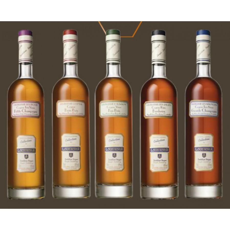Louis Royer La Collection Distillerie Set Cognac