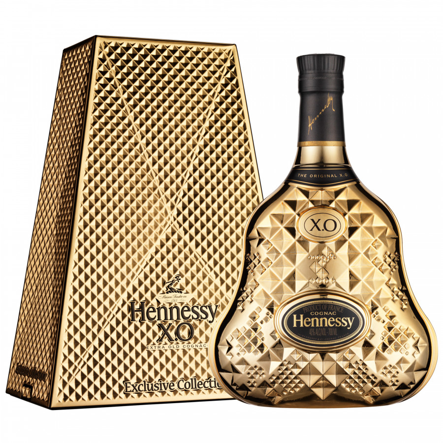 Hennessy XO Exclusive Collection 9 (IX) 2016 by Tom Dixon Cognac