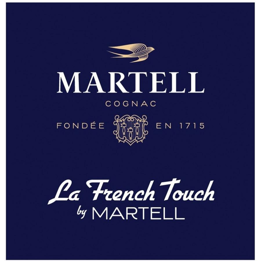 Martell Noblige La French Touch by Etienne de Crecy