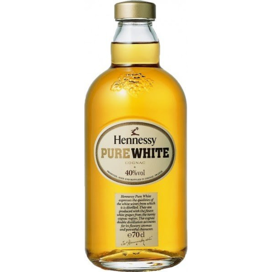 Hennessy Pure White Cognac 01