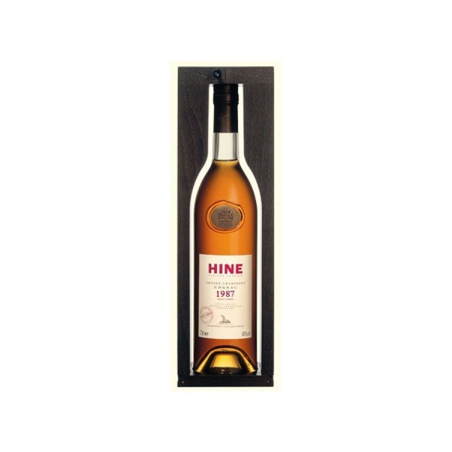 Hine Millesime 1987 Early Landed