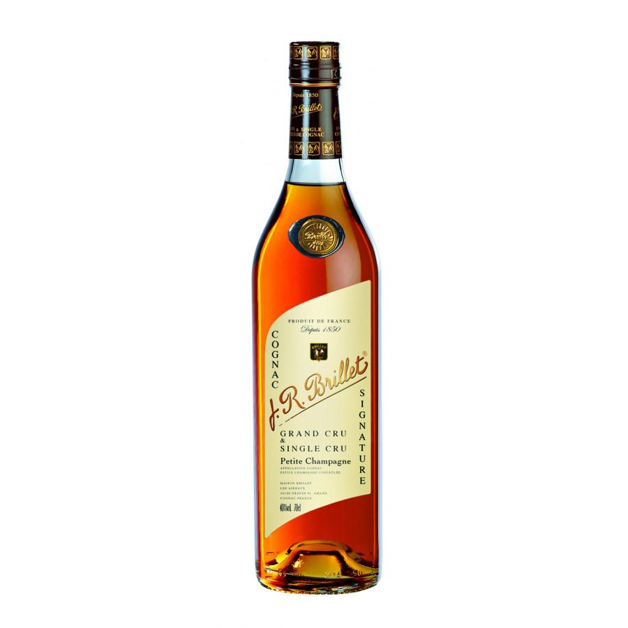 Brillet Signature Single Petite Champagne Cognac 01