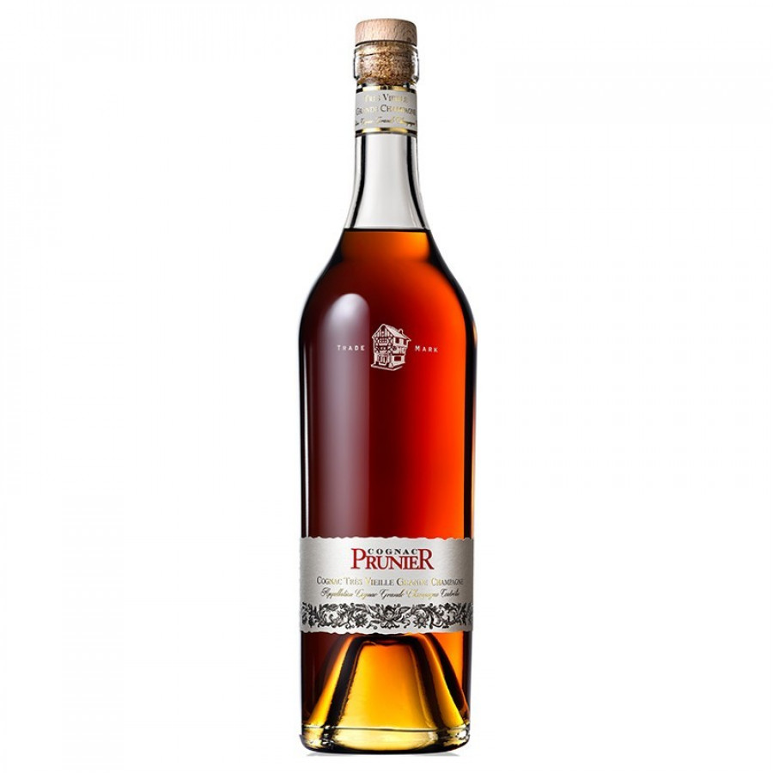 Prunier XO Très Vieille Grande Champagne Cognac 01
