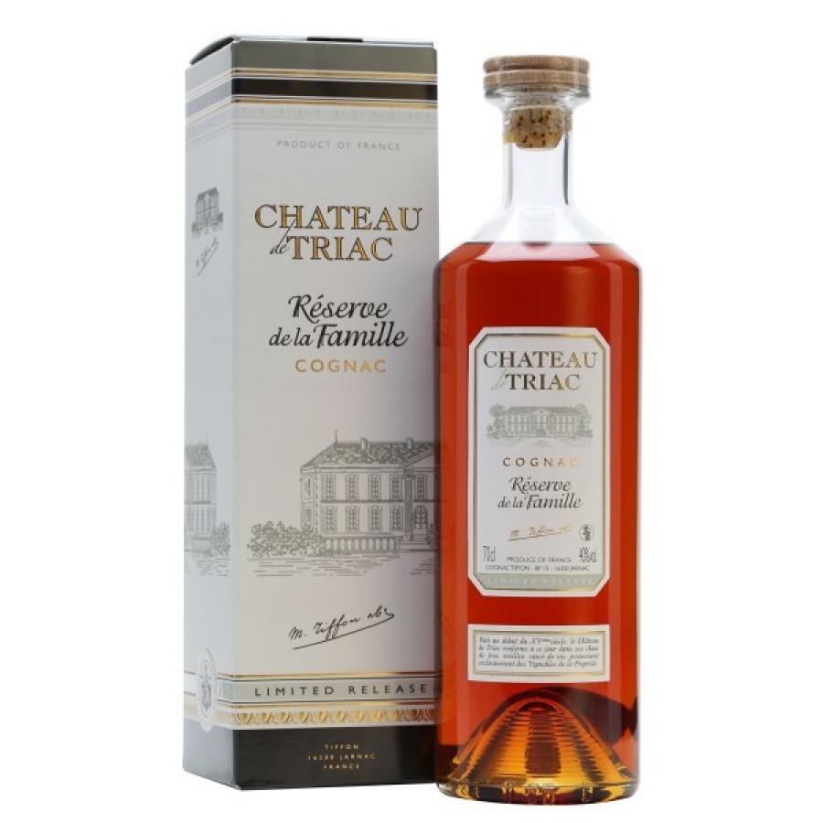 Chateau de Triac Reserve de la Famille Cognac 01