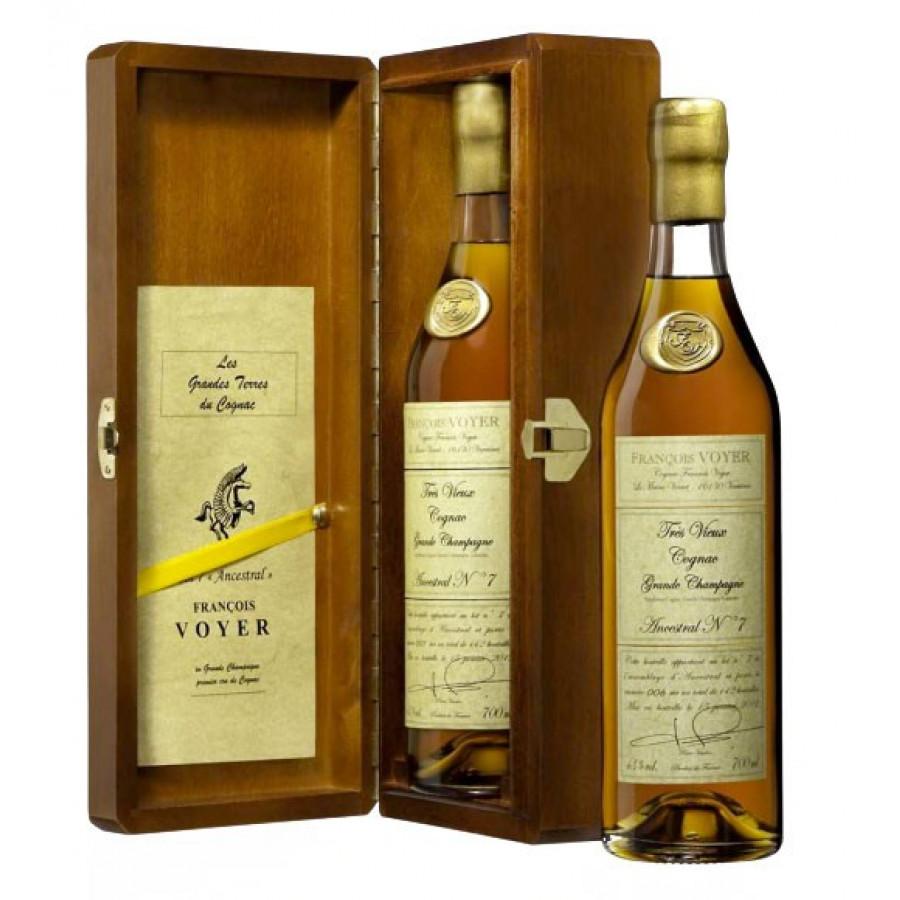 Francois Voyer Ancestral Lot N°7 Cognac 01