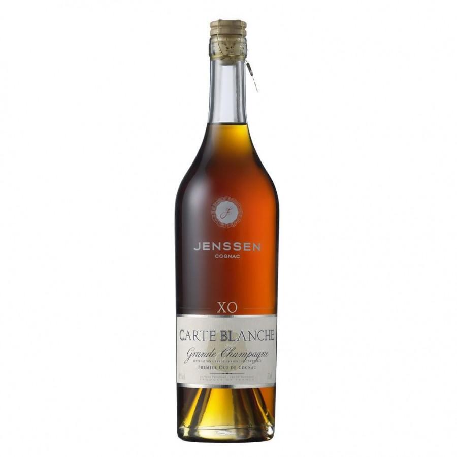 Jenssen Carte Blanche XO Cognac 01