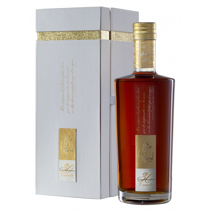 Léopold Gourmel Hors d'Age Quintessence 30 Carats Cognac 01
