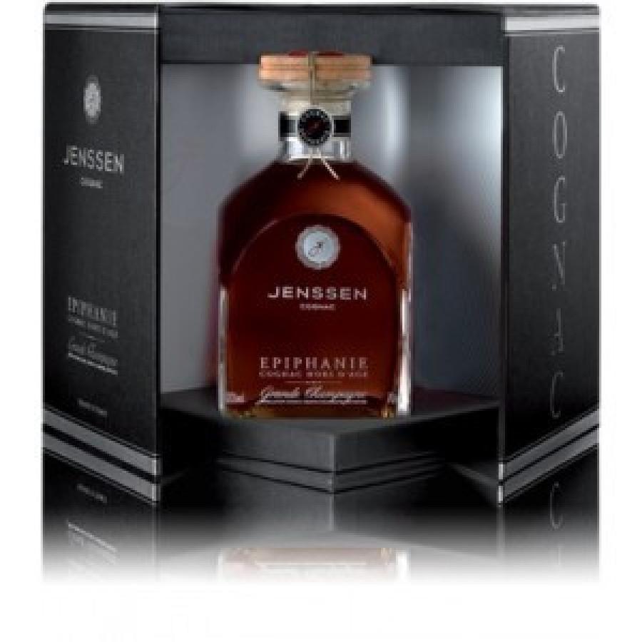 Jenssen l'Epiphanie Hors d'Age Cognac 01