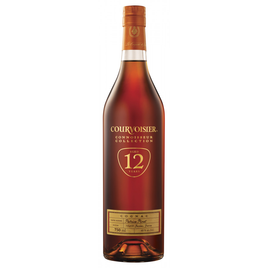 Courvoisier Vintage Connoisseur Collection 12 Years Cognac 01