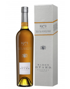 Baron Otard 1972 Petite Champagne Vintage