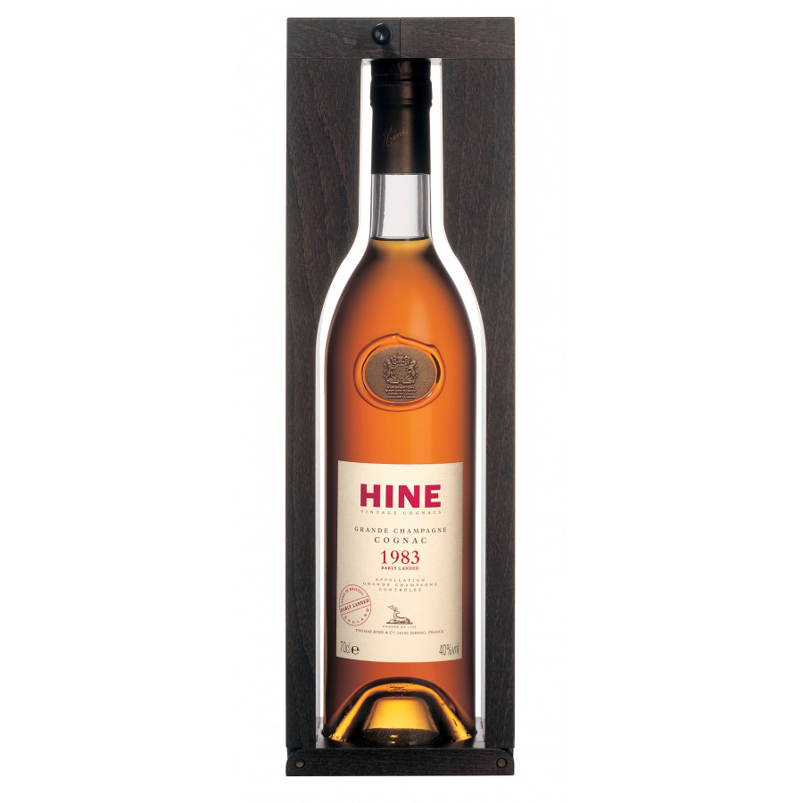 Hine Vintage Millésime 1983 Early Landed Cognac 01