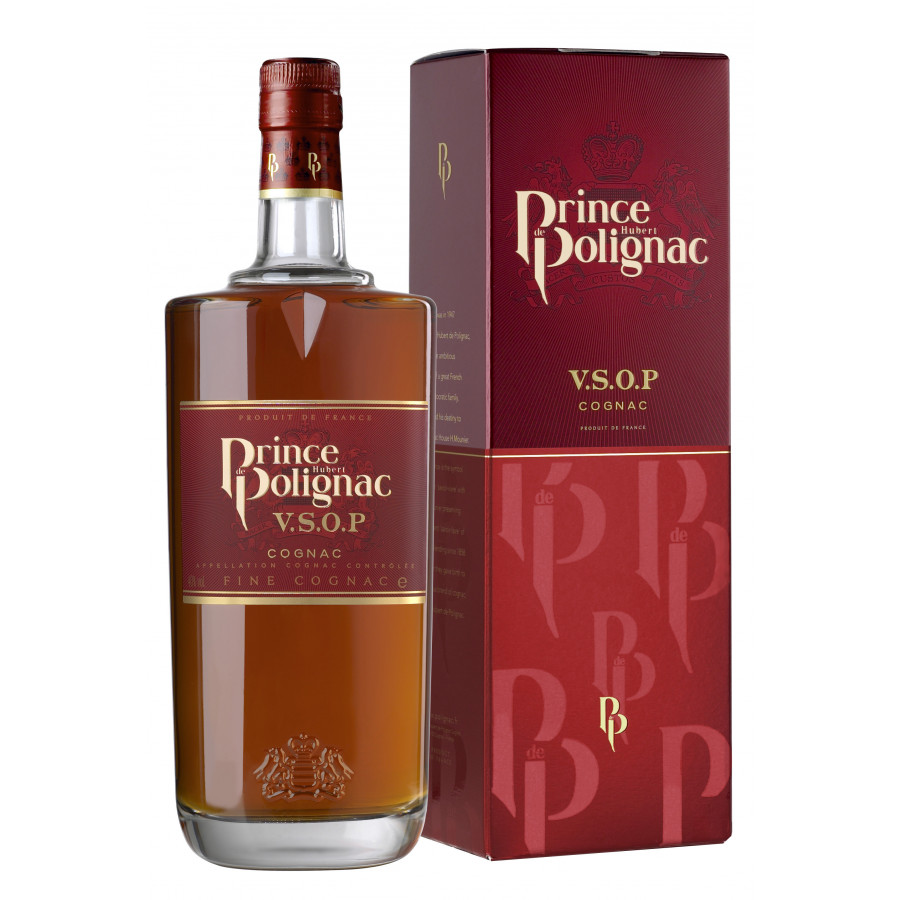 Prince Polignac VSOP Cognac 01