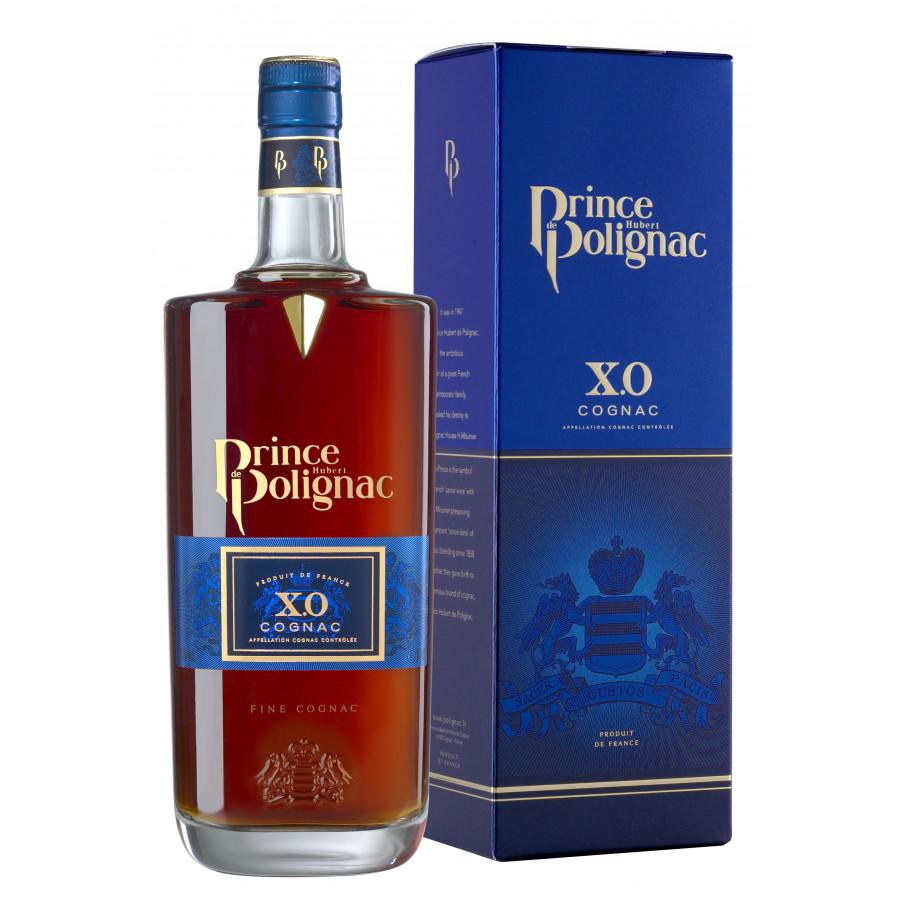 Prince Hubert de Polignac XO Cognac 01