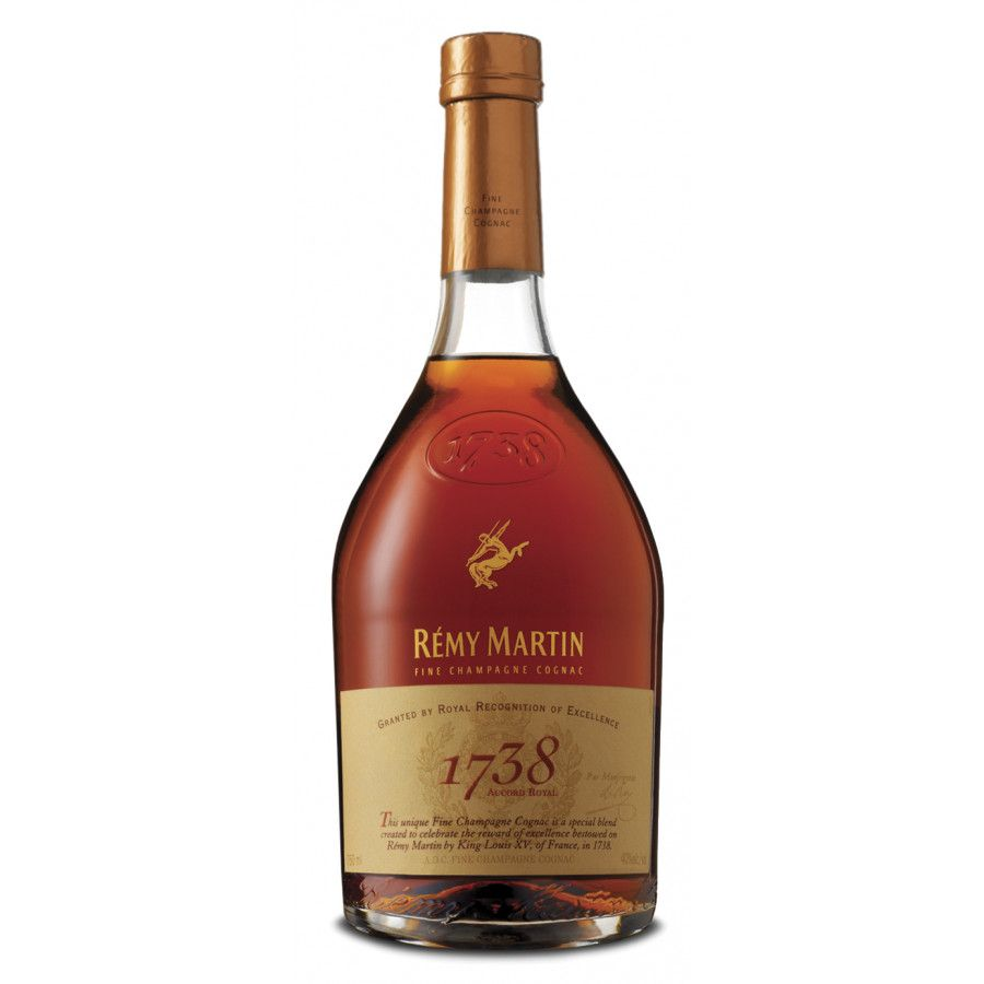 Rémy Martin Napoléon 1738 Accord Royal Tradition Cognac 01