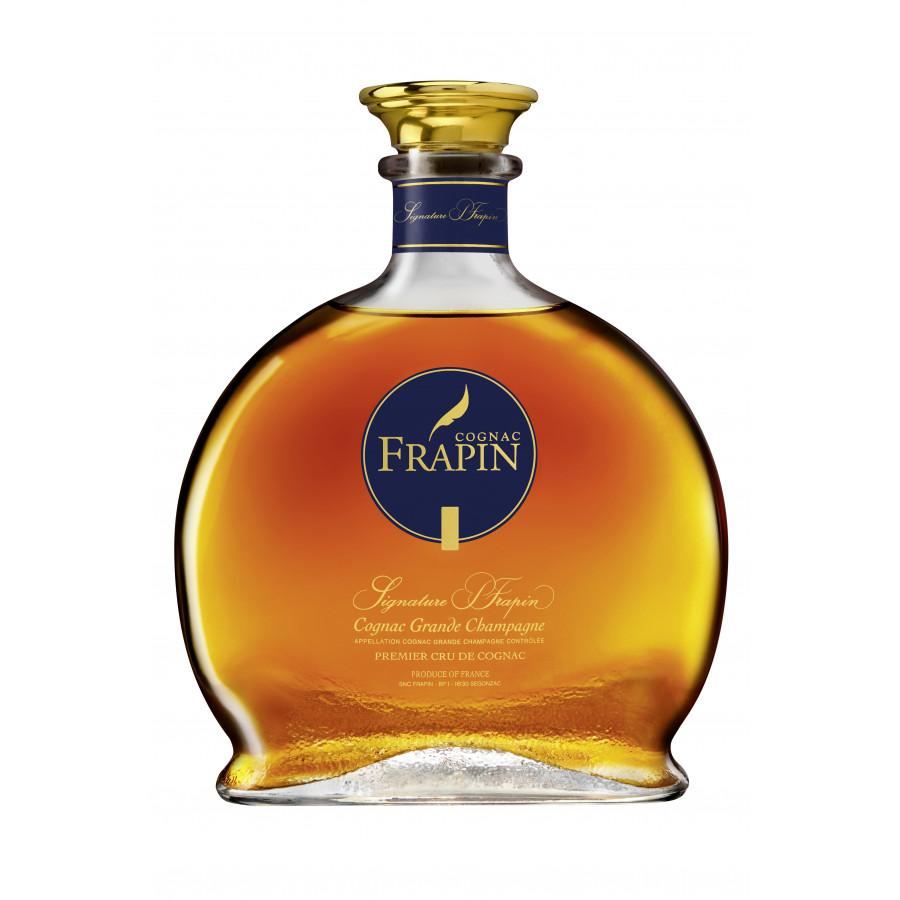 Frapin Signature Grande Champagne Cognac 01