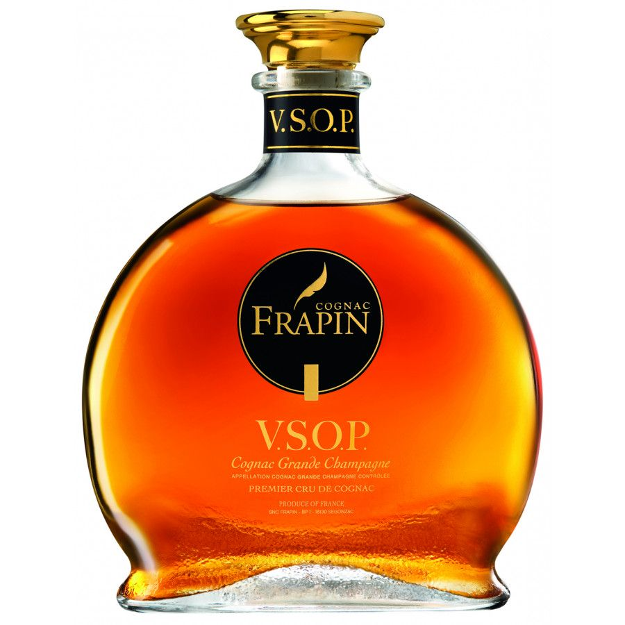 Frapin VSOP Grande Champagne (Old Design) Cognac 01