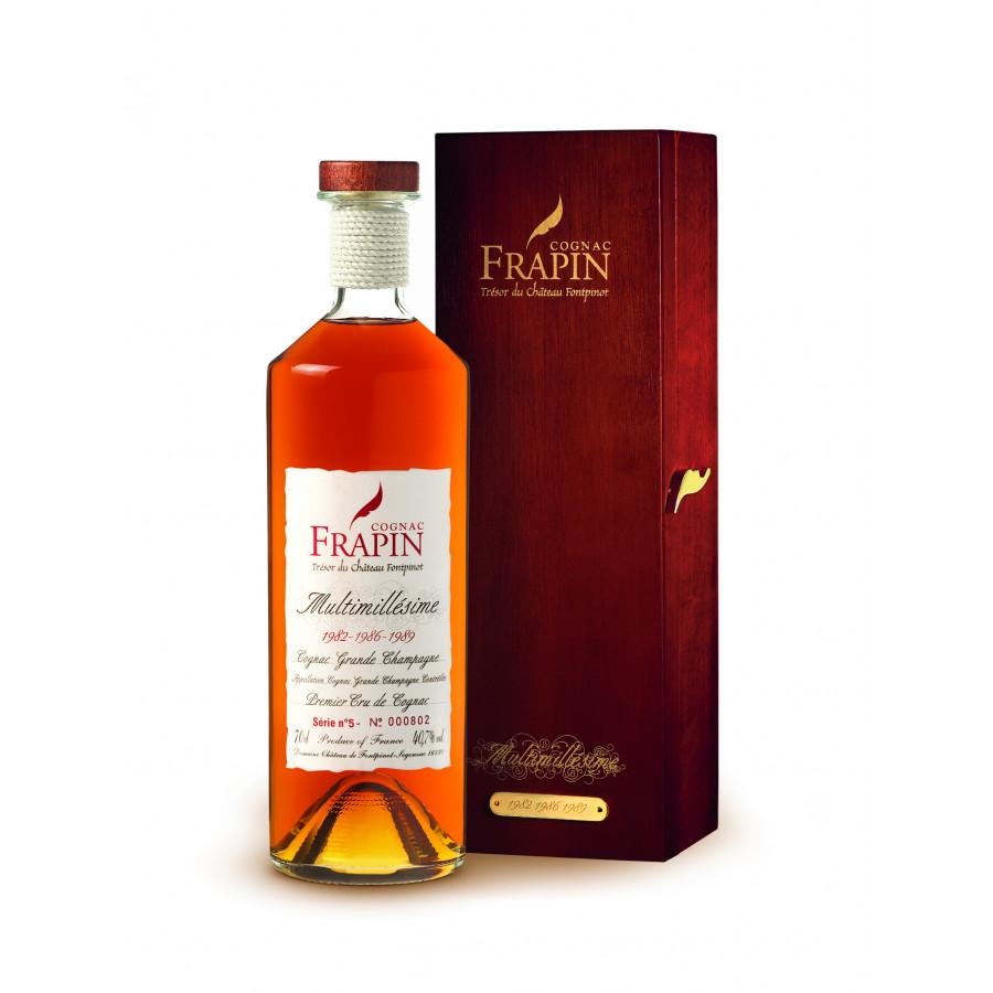 Frapin Multimillésime No 5 Cognac 01