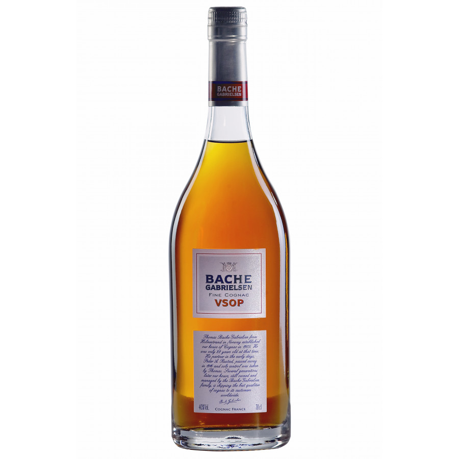 Bache Gabrielsen VSOP Fine Cognac 01