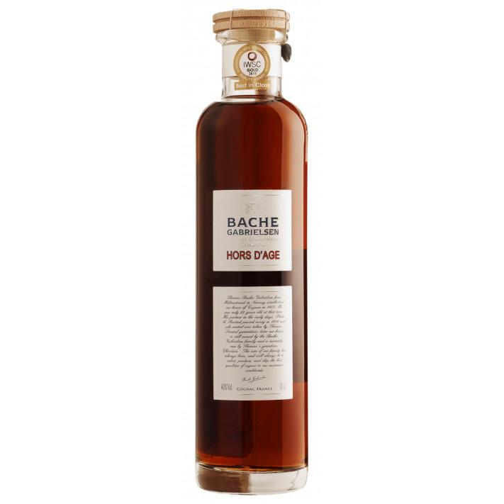 Bache Gabrielsen Hors d'Age Grande Champagne Cognac 01