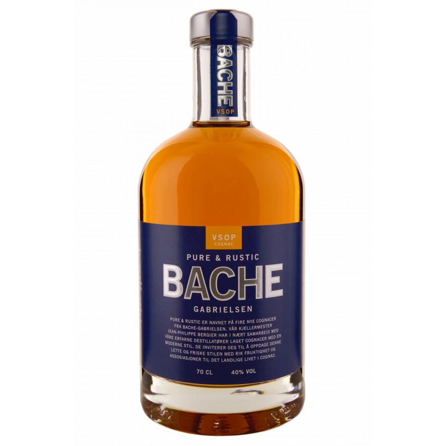 Bache Gabrielsen VSOP Pure & Rustic Cognac 01