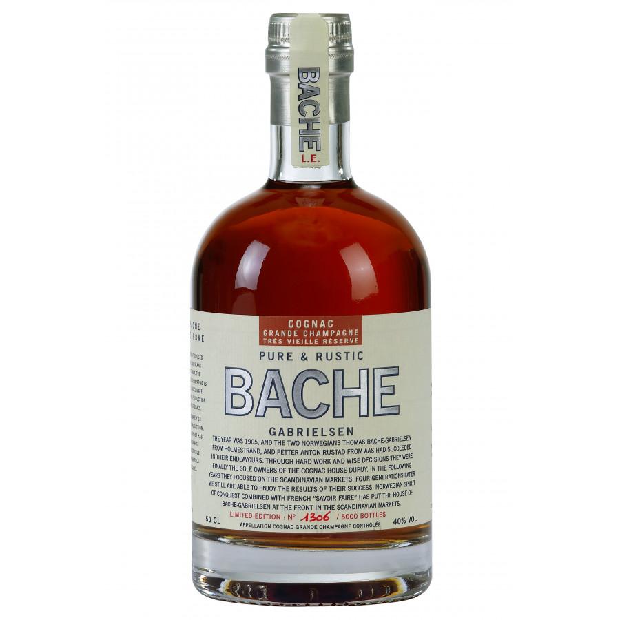 Bache Gabrielsen Réserve Pure & Rustic Grande Champagne Très Vieille Cognac 01