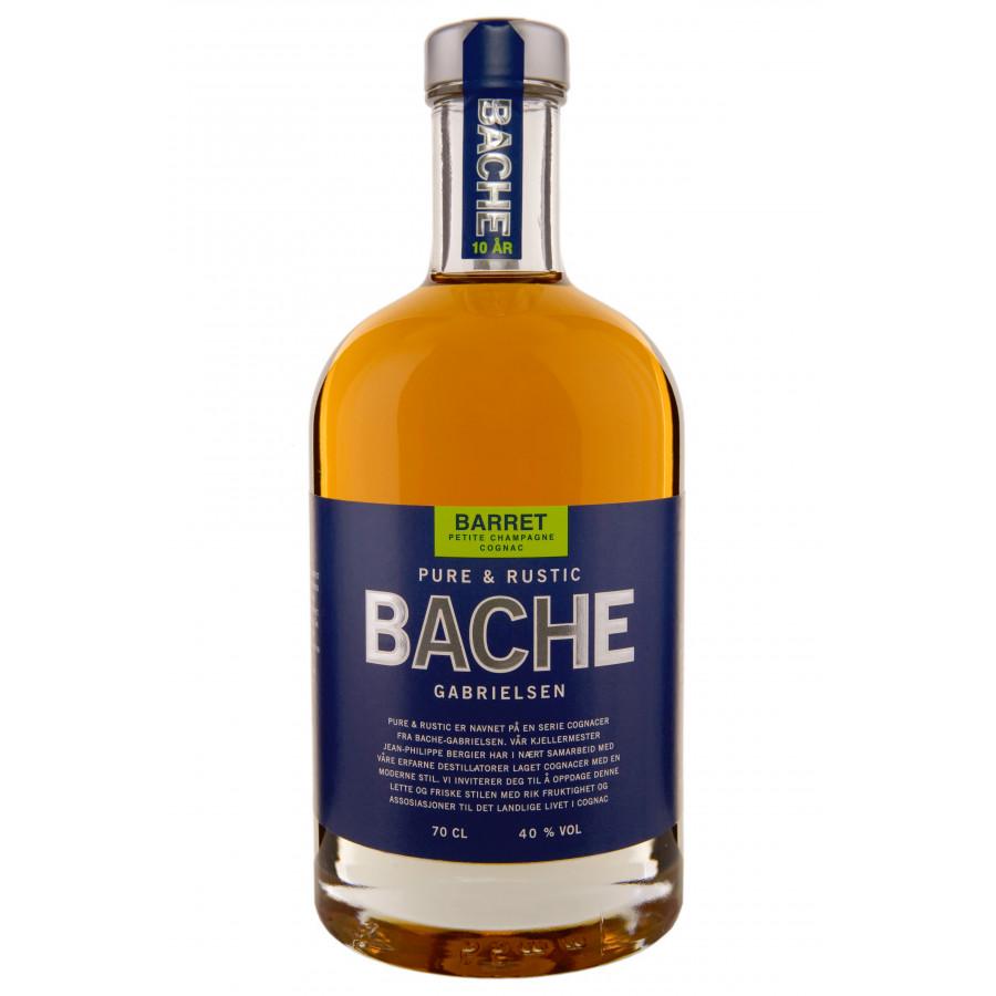 Bache Gabrielsen XO Pure & Rustic Petite Champagne Barret Cognac 01