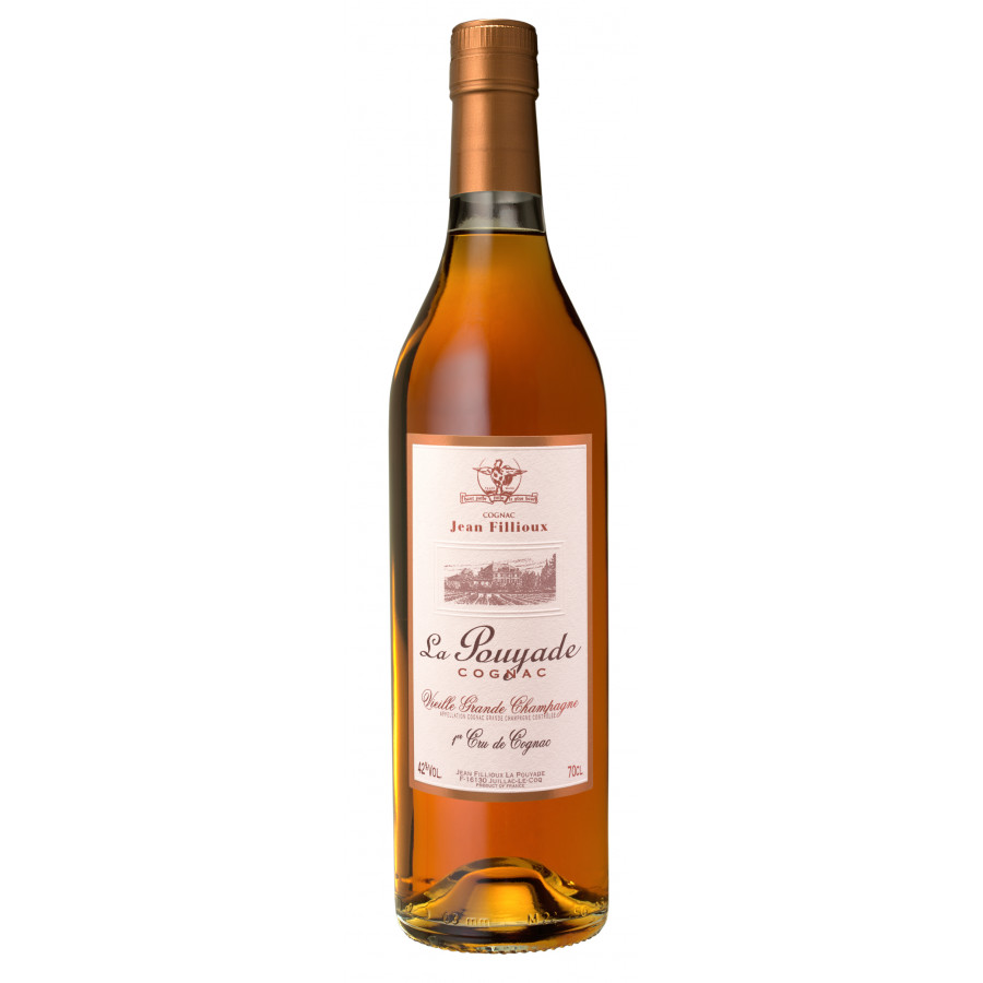 Jean Fillioux La Pouyade Cognac 01