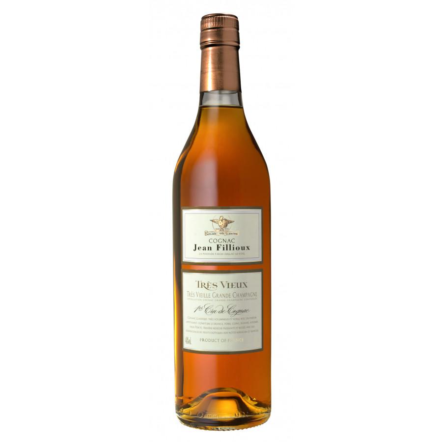 Jean Fillioux Tres Vieux Cognac 01