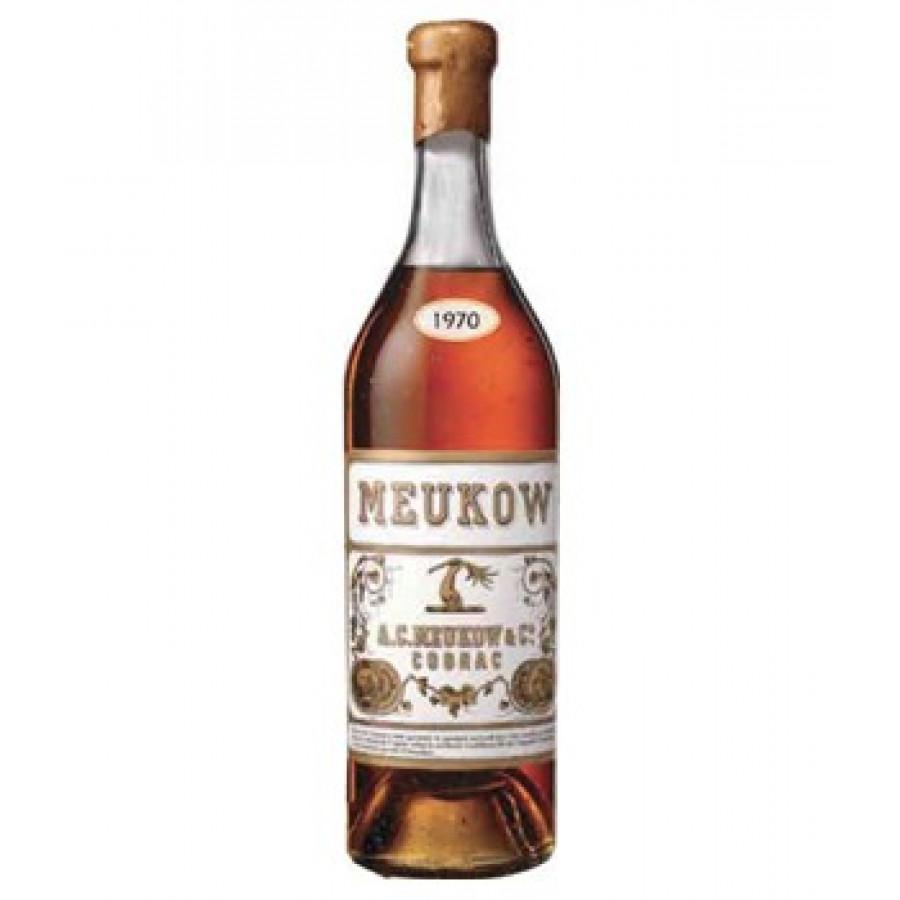 Meukow Vintage Grande Champagne 1970