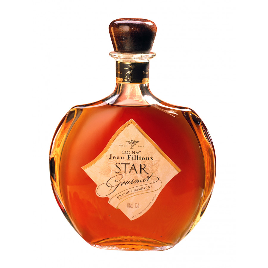 Jean Fillioux Star Gourmet Cognac
