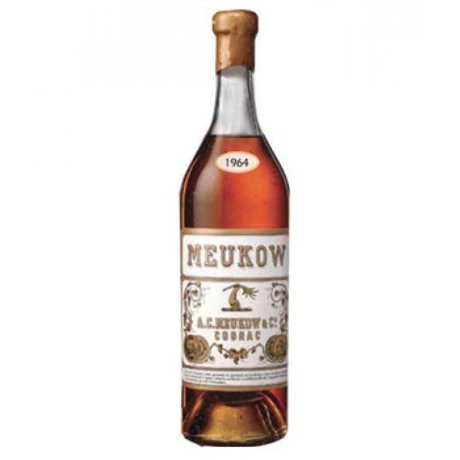 Meukow Vintage Grande Champagne 1964 Cognac 01
