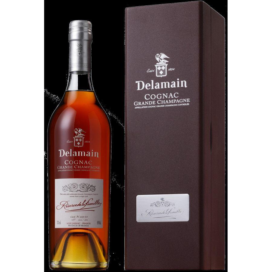 Delamain Réserve de la Famille Cognac 01