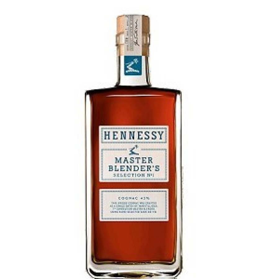 Hennessy Master Blender's Selection No. 1 Limited Edition Cognac 01