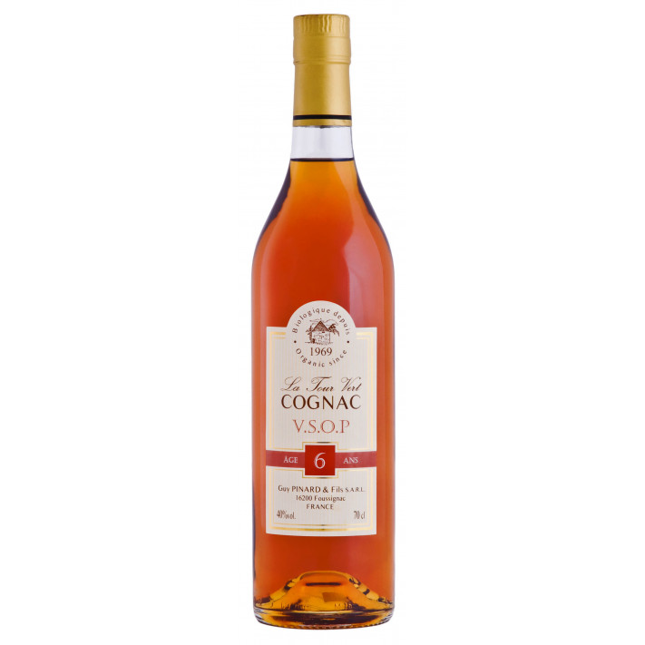 Guy Pinard & Fils VSOP 6 Years Old Cognac 01