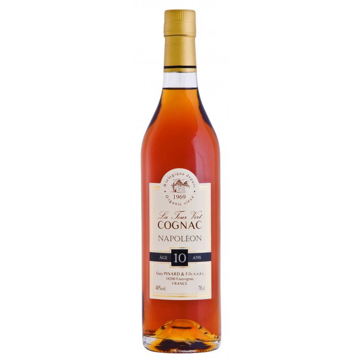 Guy Pinard & Fils Napoléon 10 years Cognac 01