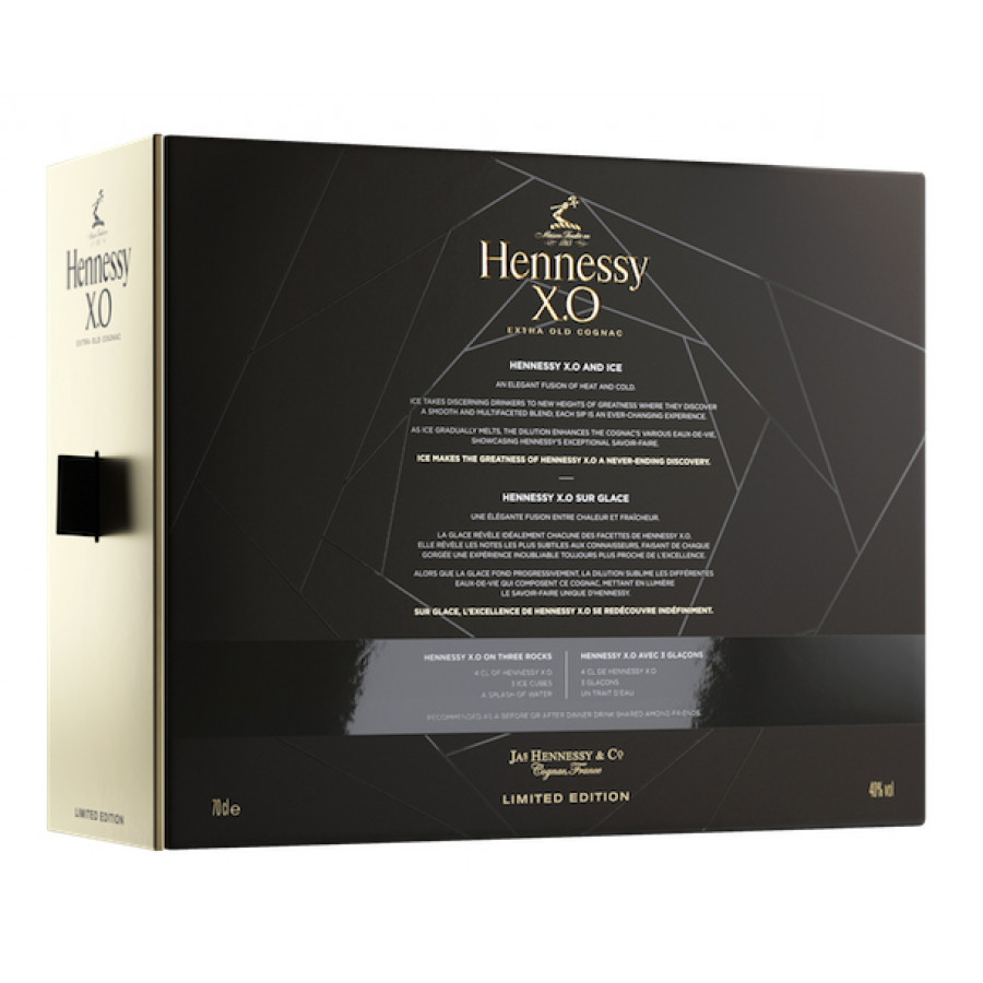 Hennessy XO Ice Limited Edition