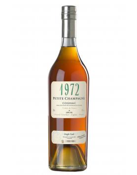 Leopold Gourmel 1972 Vintage Petite Champagne