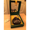 Rémy Martin Louis XIII in green velvet box