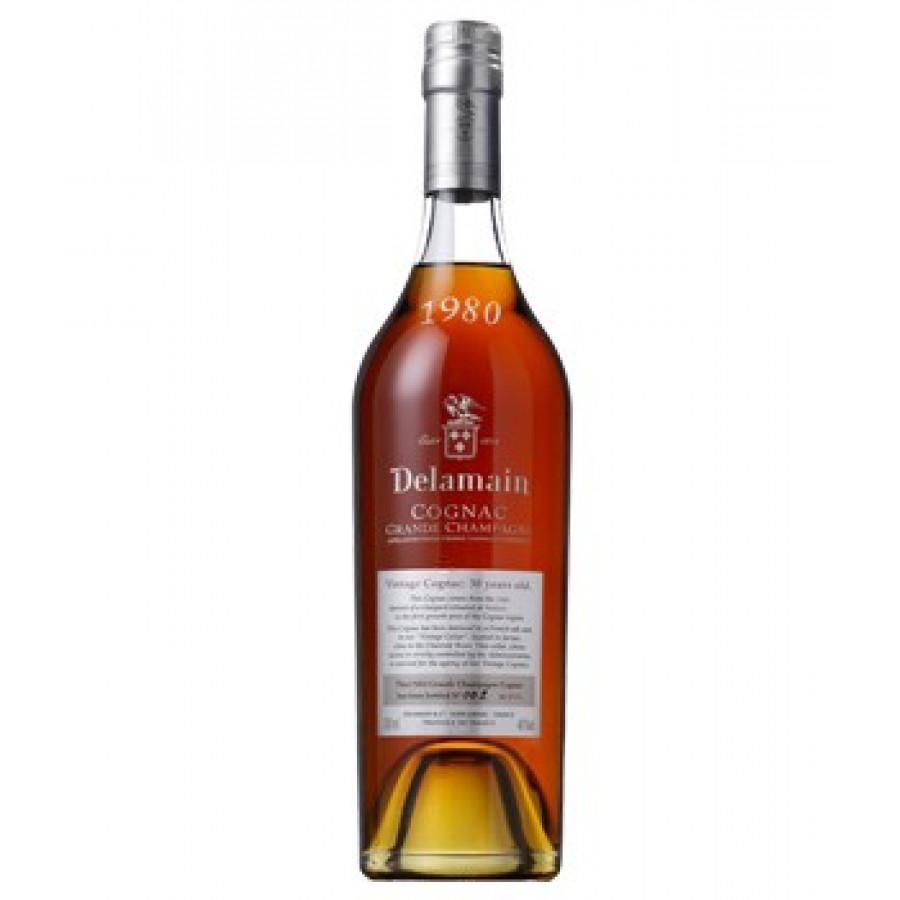 Delamain Vintage Millésimé 1980 Cognac